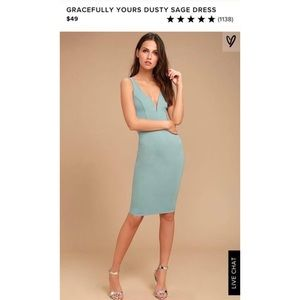 Gracefully Yours dress from Lulus